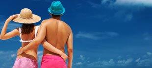 ¿Con quién irse de vacaciones?